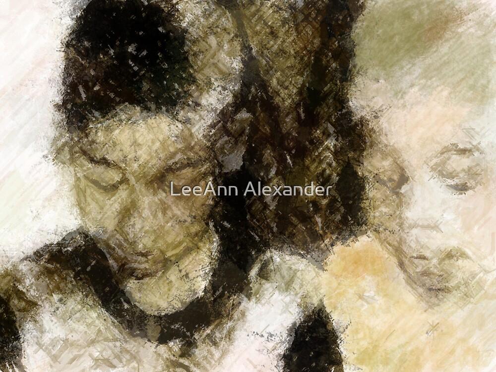 Brothers 3 by LeeAnn Alexander