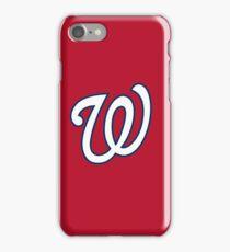 Washington Nationals iPhone Case/Skin
