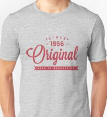 Since 1956 Original Aged To Perfection T-Shirt