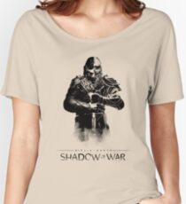 Shadow of War  Women's Relaxed Fit T-Shirt