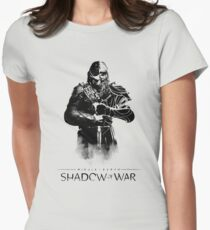 Shadow of War  Womens Fitted T-Shirt