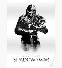 Shadow of War  Poster