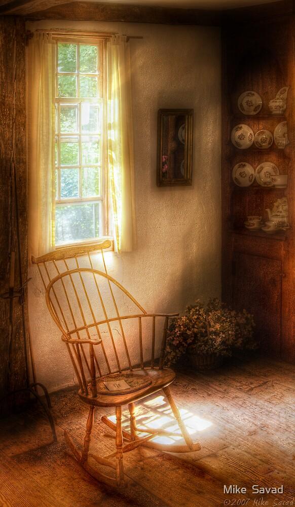Livingroom by Michael Savad