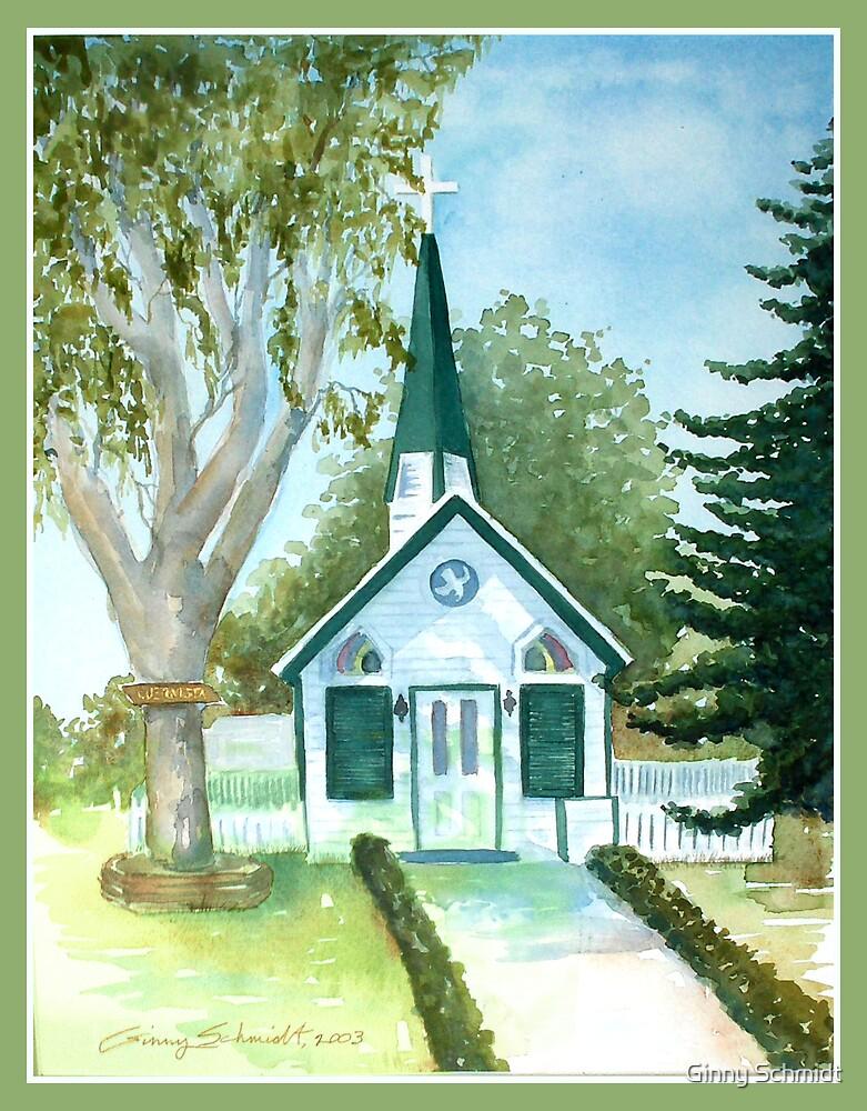 The Little Chapel by Ginny Schmidt