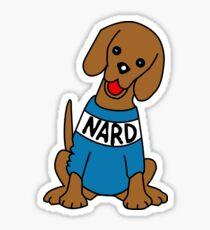 The Office --  Nard Dog Sticker