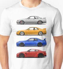 Nissan Skyline. Generation Unisex T-Shirt