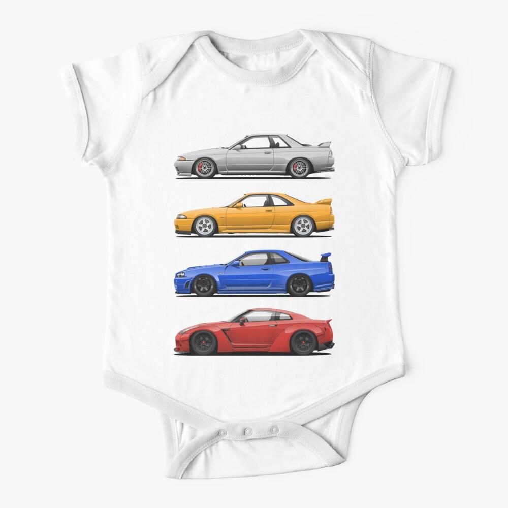 Skyline GTR. Generation Baby One-Piece