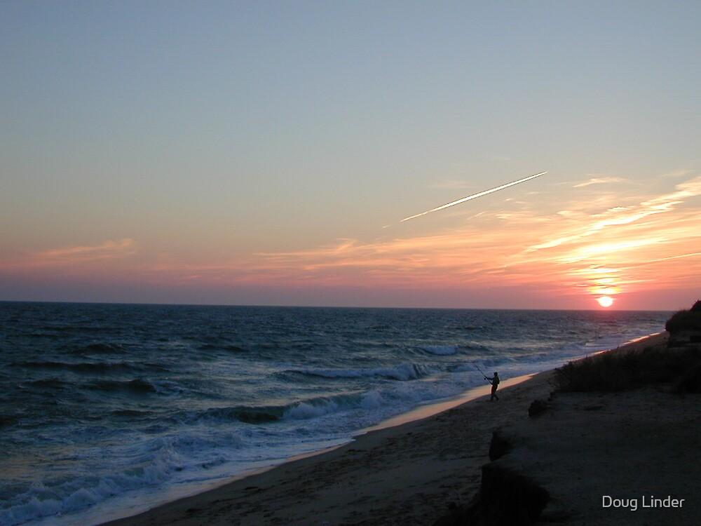 Nantucket Fisherman by Doug Linder