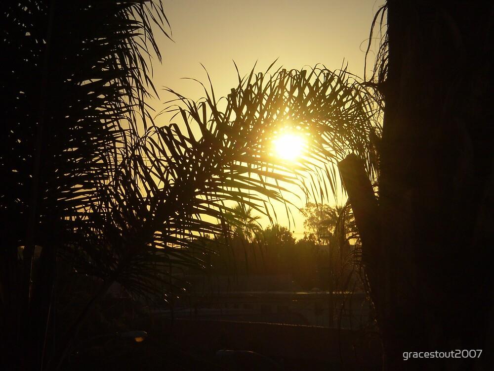 RISING SUN by gracestout2007