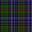 02468 Drennan Clan/Family Tartan  by Detnecs2013