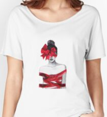 Red Woman Women's Relaxed Fit T-Shirt