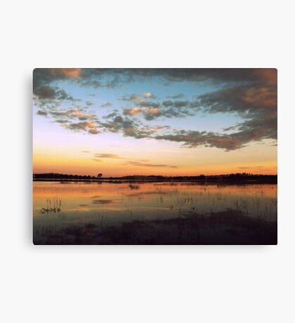 Warmer Canvas Print