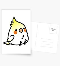 Chubby Cockatiel Scootaloo Postcards