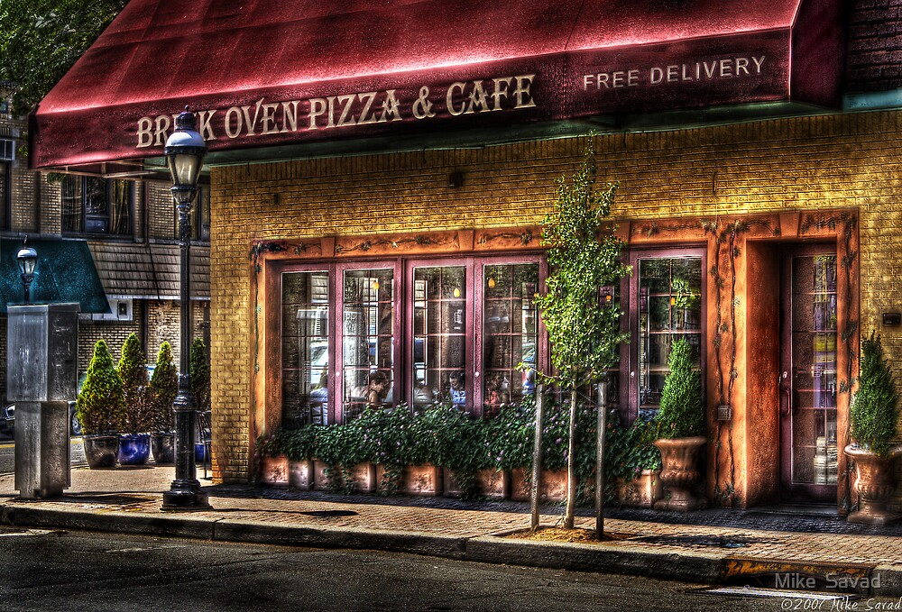 Brick Oven Cafe by Mike  Savad