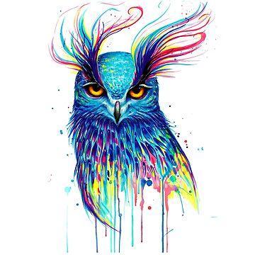 Owl by leonarde