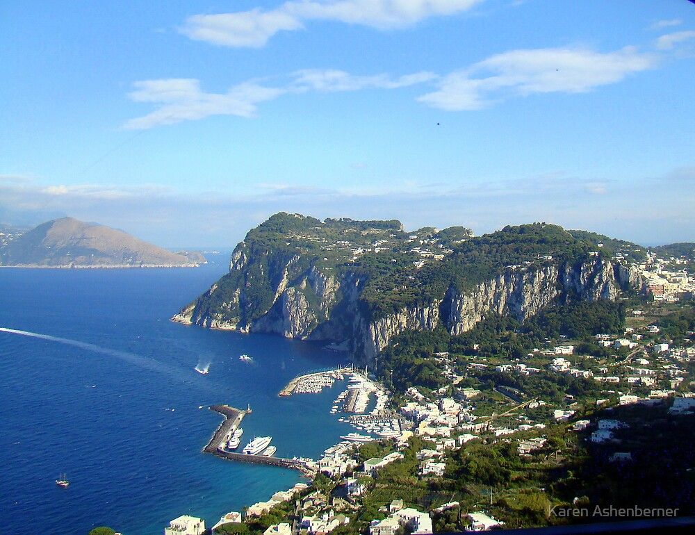 Isle of Capri by Karen Ashenberner