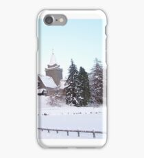 Crathes Kirk - Balmoral - Scotland iPhone Case/Skin