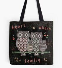 Owl_Love_SA_01b Tote Bag