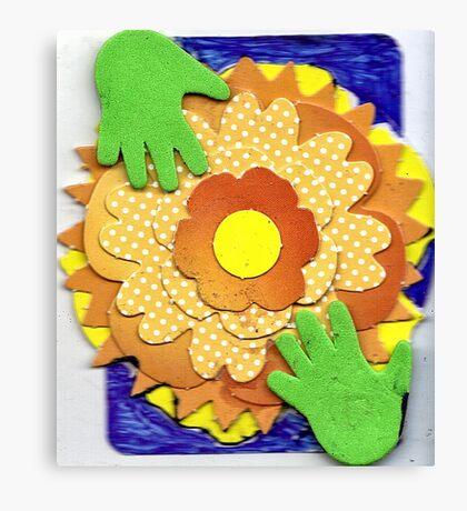 Green Thumbs Canvas Print