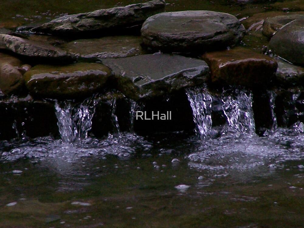 Zen Waterfall by RLHall