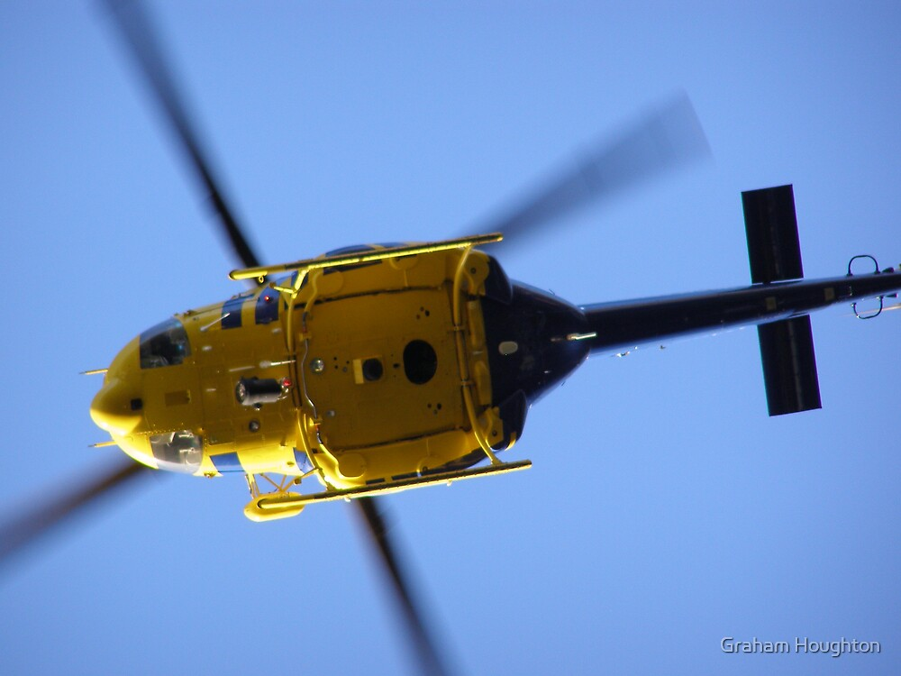 Rescue 1 by Graham Houghton