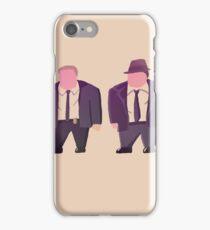 Gordon and Bullock iPhone Case/Skin