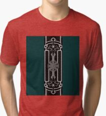 Kingsglaive (green) Tri-blend T-Shirt