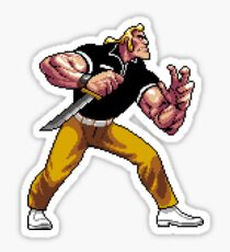 Pixel Brock Sticker