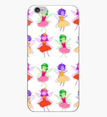 Flower Fae iPhone Case