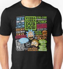 Wubba Lubba Dub Dub II Unisex T-Shirt