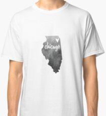 Chicago [gray] Classic T-Shirt