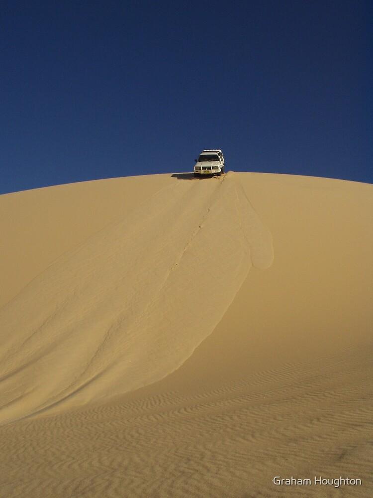Dakar practice by Graham Houghton