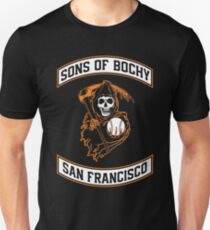 Sons Of Bochy San Francisco Unisex T-Shirt
