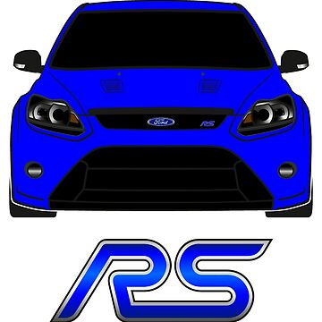 Focus RS Blue by Alienxpres51