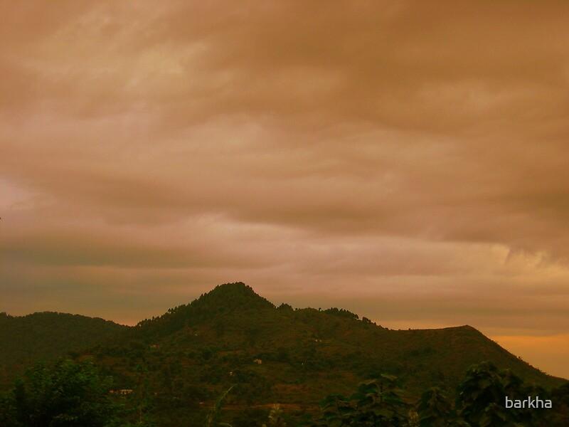 Dark Clouds by barkha