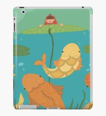 Thumbelina 2  iPad Case/Skin