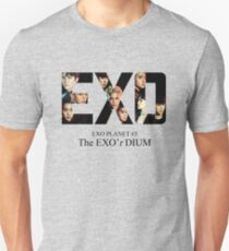 Exo'rdium - Exo Slim Fit T-Shirt