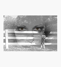 Watcher Photographic Print
