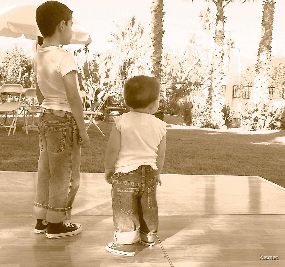 Old time little boys by Kismet