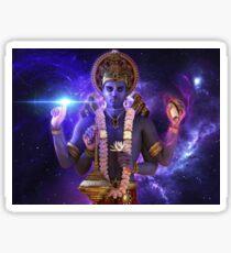 Indian God - Vishnu Sticker