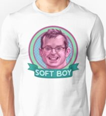 Griffin McElroy - Soft Boy Unisex T-Shirt