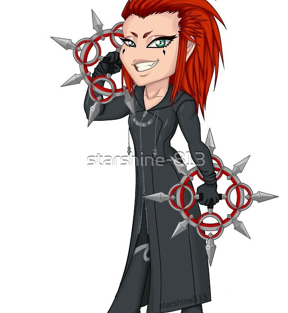 That one Axel pose by starshine-813