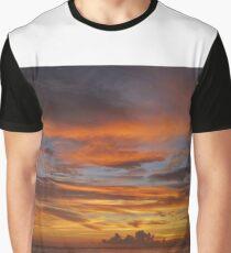 Sunset 6 Graphic T-Shirt