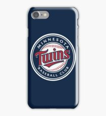 Minnesota Twins iPhone Case/Skin