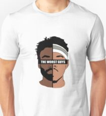 The Worst Guys Unisex T-Shirt