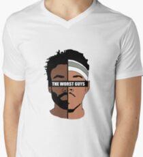 The Worst Guys Men's V-Neck T-Shirt