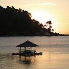 Sunset @ Anilao by rkdogz