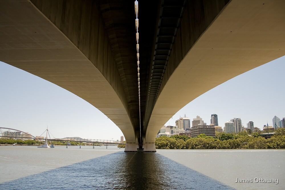 Under the Bridge by James Ottaway