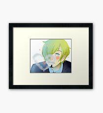 Precious Sanji Framed Print