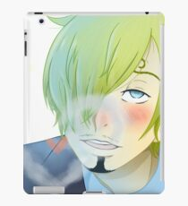 Precious Sanji iPad Case/Skin
